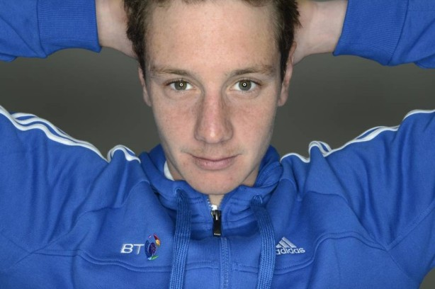 Alistair Brownlee (pictured) is a BT Ambassador. BT have supported Alistair and Jonathan Brownlee since 2009. NO FEE