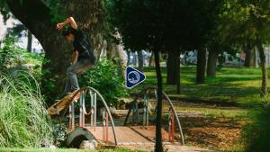 Propaganda Skateboards European odyssey